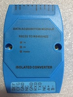 Baud Rate Converter RS232/485 to RS485/422 Photoelectric Isolation Signal Amplifier Repeaters