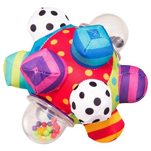 Baby Toys 0-12 Months Developmental Bumpy Ball Baby Rattles Toys Tor Newborn Baby Toddlers Brinquedos Para Bebe Oyuncak