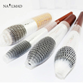 10pcs/set Makeup Brush Protector Cosmetic Brushes Mesh Netting Protector Cover Makeup Tools