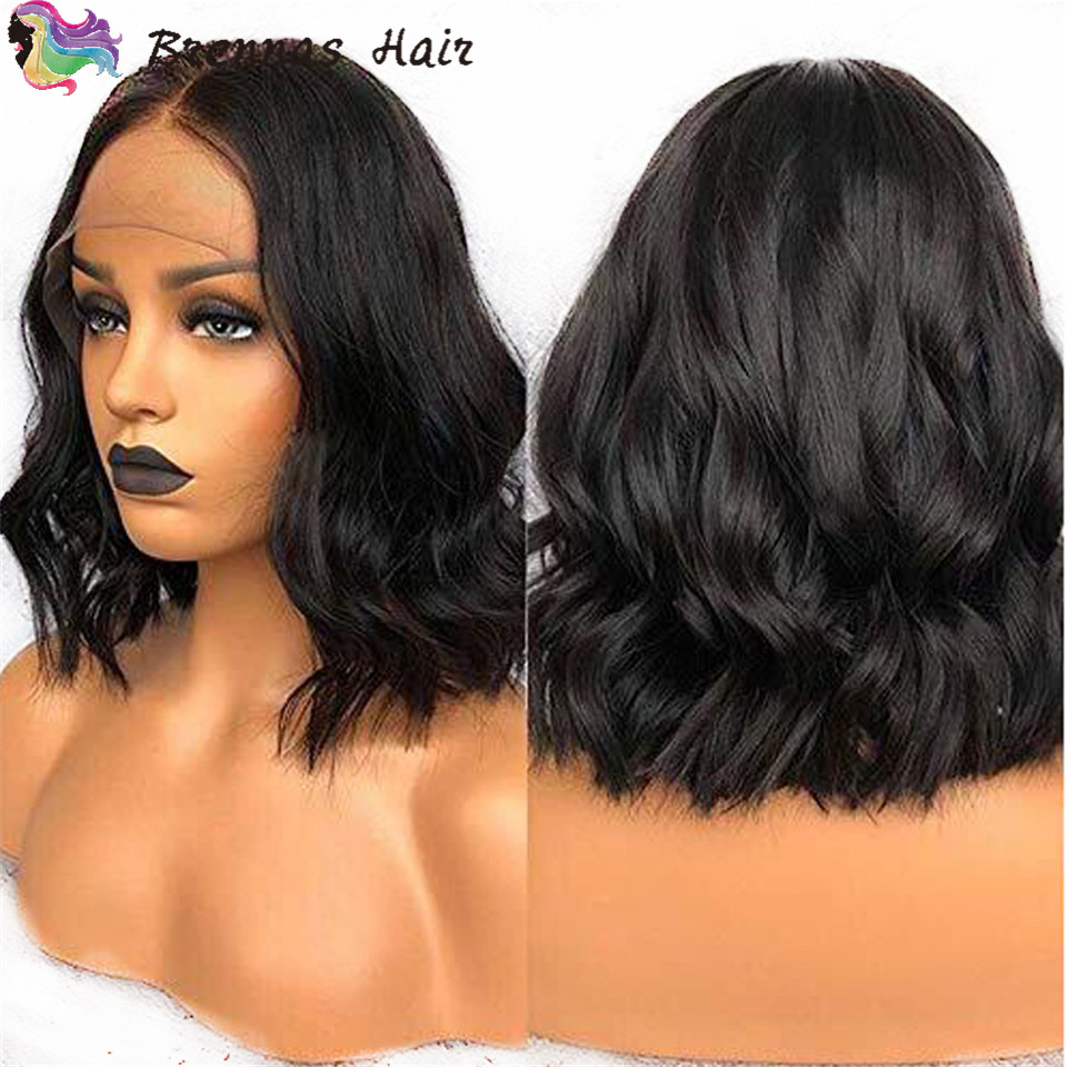Glueless Loose Body Wave Lace Wig Brazilian Human Hair Wigs For Black Women Remy Preplucked Lace