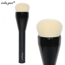 vela yue PRO Foundation Makeup Brush Press Full Coverage Complexion Brush Face Sponge Function