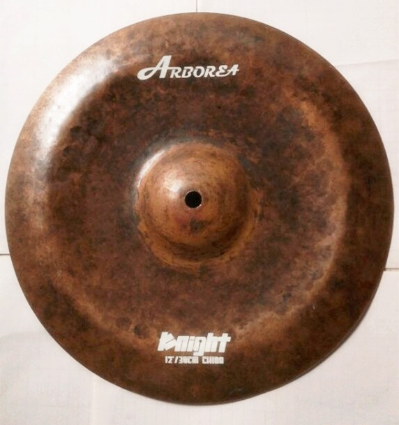 Knight 8 China Cymbal for Drum SetKnight 8 China Cymbal for Drum Set