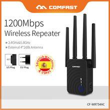 Comfast высокомощный 1200 Мбит/с 24g и телефон беспроводной