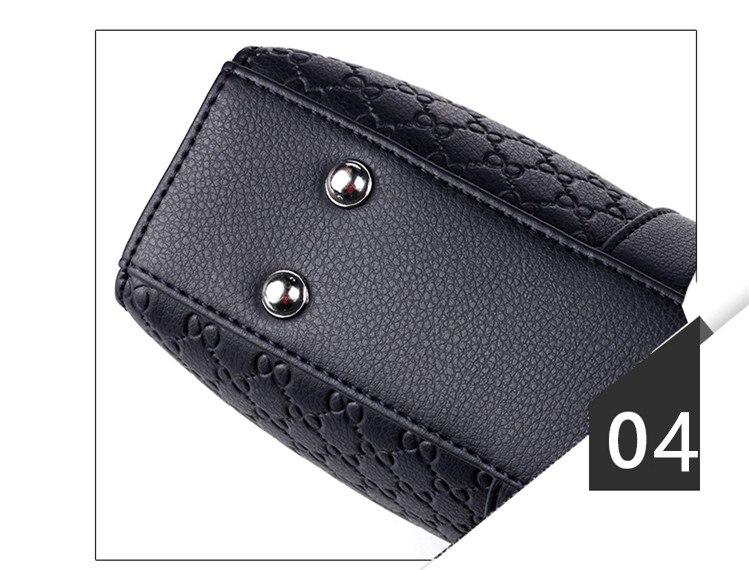HTB1b9TibB1D3KVjSZFyq6zuFpXaN Double Layers Men's Microfiber Synthetic Leather Business Briefcase Casual Shoulder Bag Messenger Bag Laptop Handbag Travel Bag
