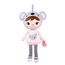 22cm New Metoo Doll Cartoon Stuffed Animals Angela Plush Cute Toys Sleeping Dolls for Children Soft Toy Birthday Gifts Kids Gift