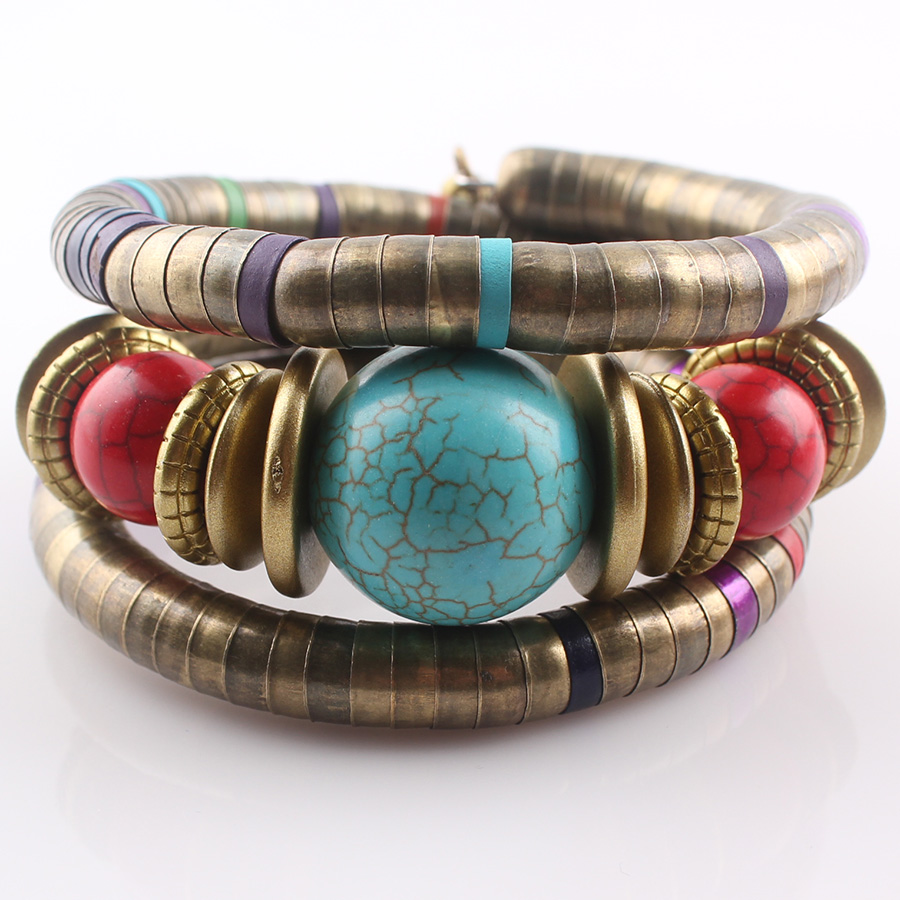 set lauren in product by ralph gallery bangles brown of resin lyst jewelry tortoise