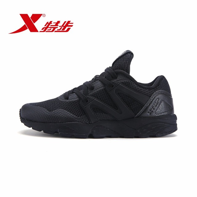 XTEP Brand 2017 new Women's Classic Skateboarding sport outdoor shoes sneakers women free shipping 983118392655