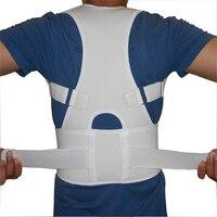 Для взрослых из неопрена осанки корректирующий ремень плечевой протектор позвоночника боли в спине Пояс Корректор осанки