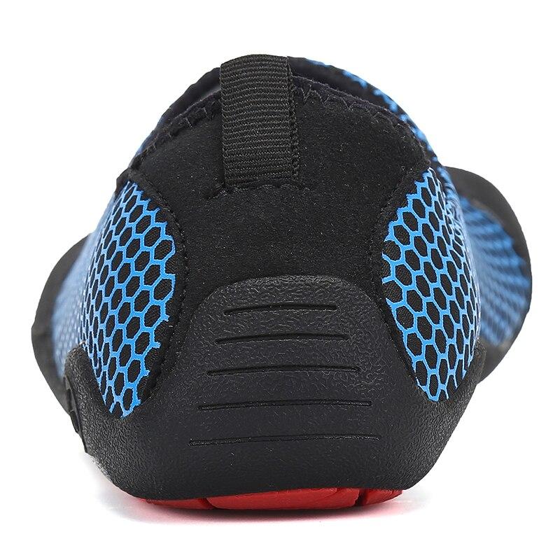 sapatos de natação meias wading sandálias tenis masculino