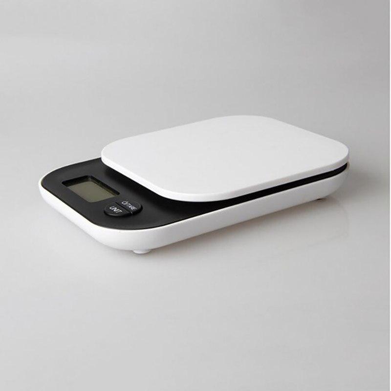 Toidu digitaalkaalud elektrooniline miniköögiskaala 2KG 5KG - Mõõtevahendid - Foto 5