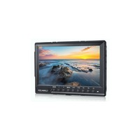 "Tüketici Elektroniği'ten Fotoğraf Stüdyosu Aksesuarları'de Feelworld FW 760 FW760 7 ''video monitörü IPS Full HD 1920x1200 1080 p 7"" Ultra HD IPS Ekran FPV Monitör ile 1 Mini HDMI Kablosu"