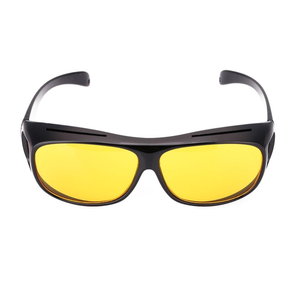 Motorcycle Goggles  Night Vision HD Vision Sun Glasses Car Driving Glasses UV Protection Glare Polarized Sunglasses Eyewear