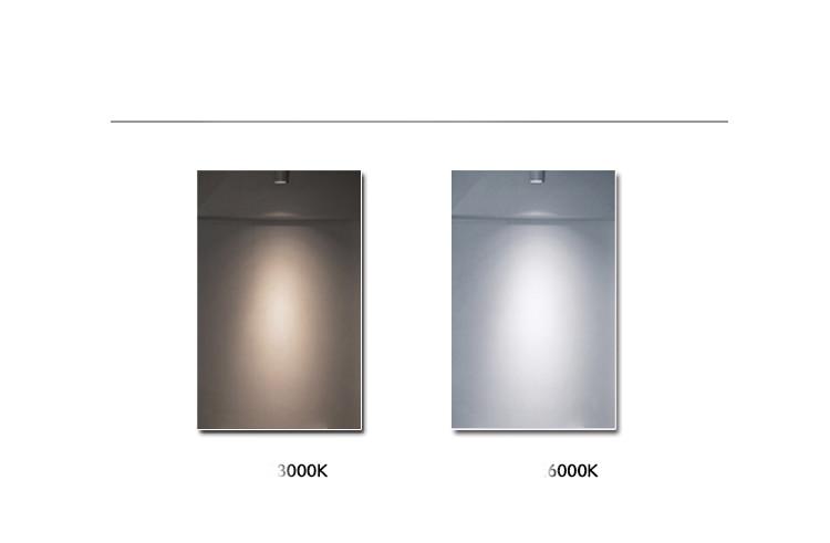 Illuminazione da vetrina set di lampade da incasso a led