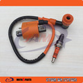 New Racing Performance Ignition Coil+ Electrode for Spark Plug CG 125cc 150cc 20cc 250cc ATV DIRTBIKE Motorcycle