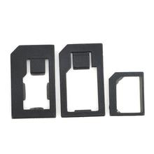 Sim-карты стандарт микро nano & адаптер инструменты iphone черный в для