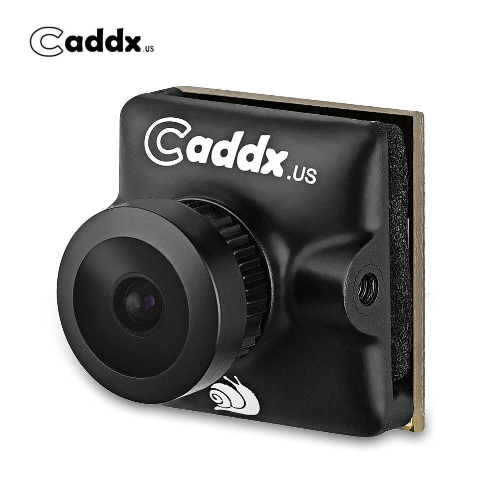 Caddx Turbo Micro F1 Review: Caddx Turbo Micro SDR2 Wide Voltage FPV Camera CMOS Double