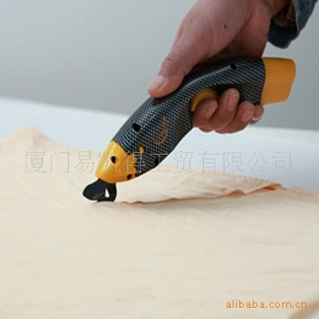 EC-1 fashion electric scissors / electric tool leather Scissors / glass fiber / textile shear / blanket shear