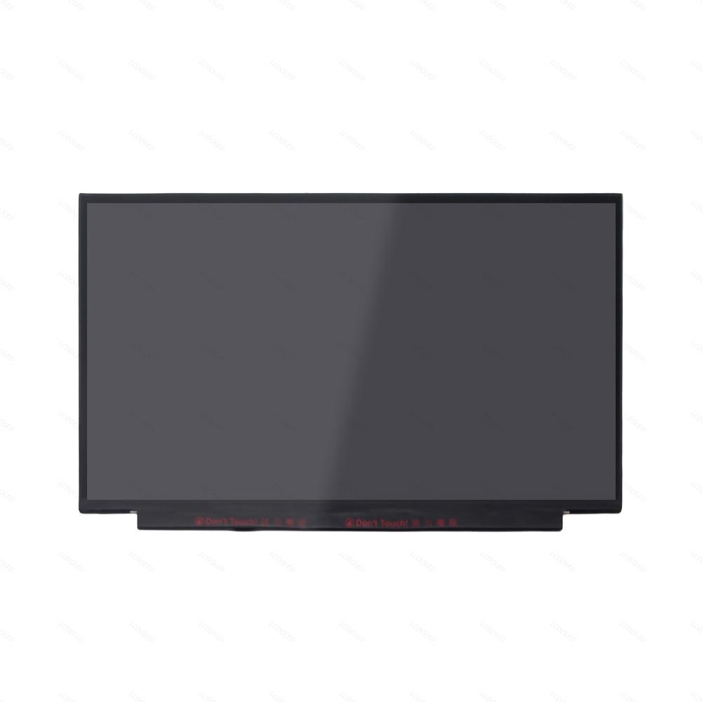 14'' FHD IPS LCD Panel Screen Display Matrix 1920x1080 30 pins 00NY435 B140HAN03.1 B140HAN03.2 B140HAN03.6 NV140FHM-N61 72%NTSC цена
