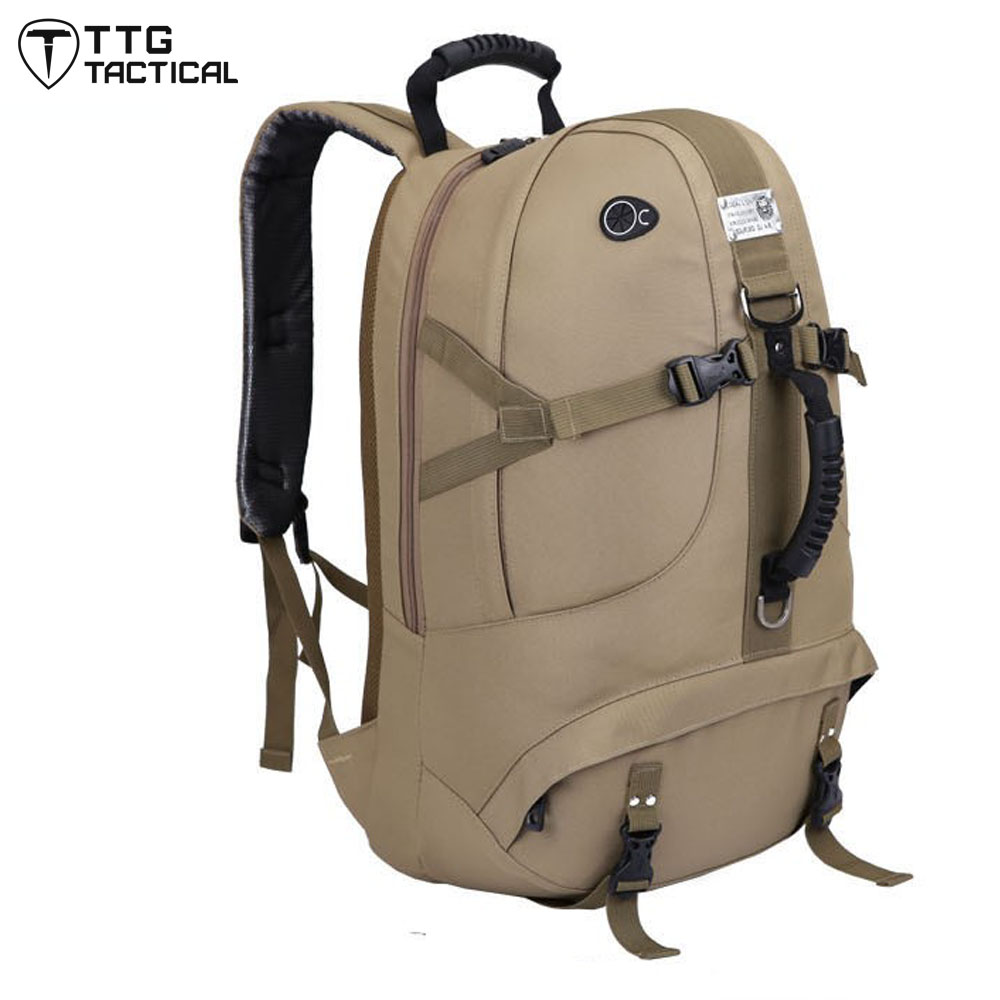 ФОТО Nylon Military Backpack Utility Adventure Large Capacity Backpack Quality Multicolor Army Backpack