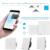 Tc2 broadlink inteligente luz de interruptor de pared 123 gang panel de control táctil rm pro wifi domótica de control remoto app by smart phone