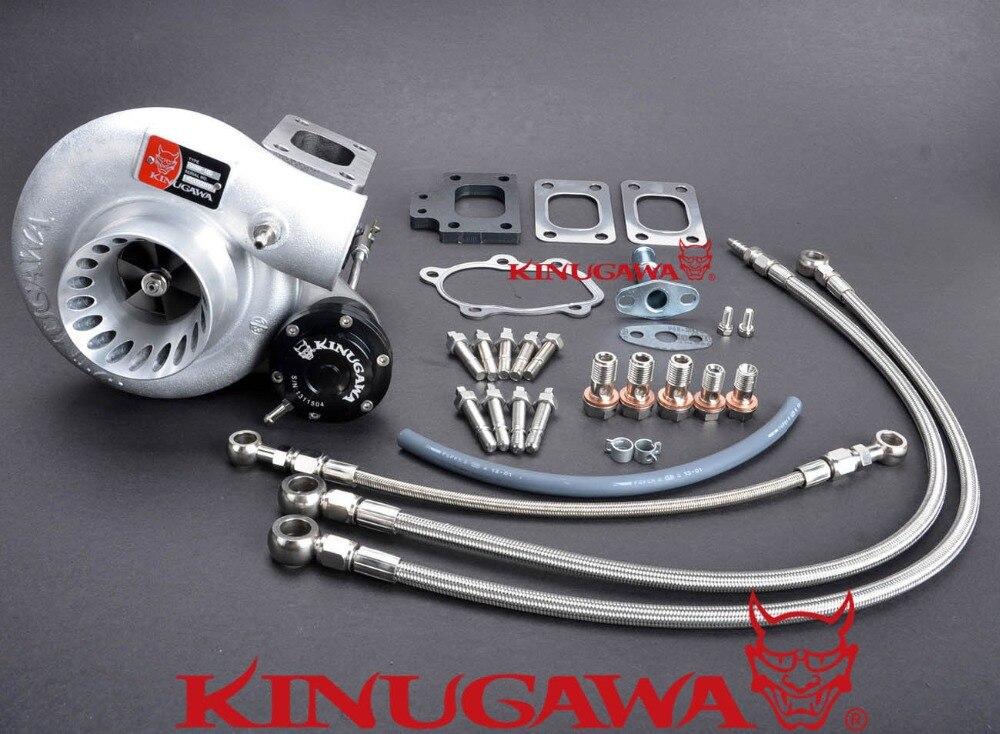 Kinugawa STS Turbocharger 3 Anti Surge TD05H 16G 8cm T25 5 Bolt for NISSAN Silvia S13