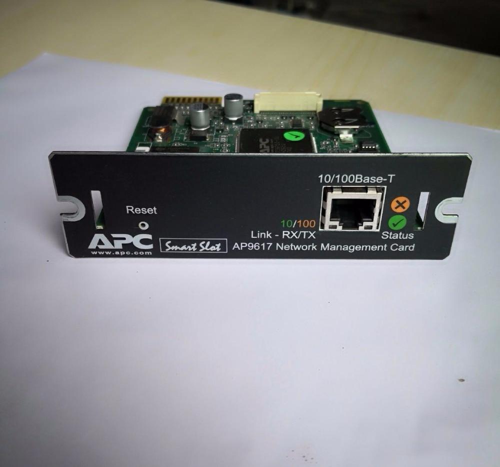 Для Шнайдер APC AP9617 Интеллектуальные сети Управление карты вложения карты UPS Питание