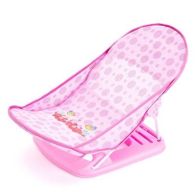 AIWIBI supports de bain pour bébé pliable baignoires pour nourrissons et jeunes enfants baignoire en maille baignoire antidérapante - 6