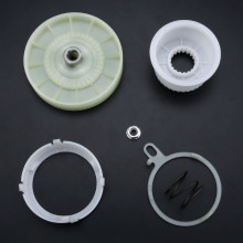 W10721967 Washer Pulley Clutch Kit Replacement Parts Fits for Whirlpool