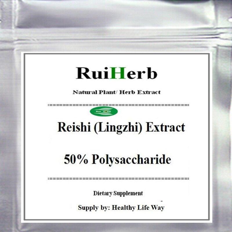 250gram Reishi (Lingzhi) Extract 50% Polysaccharide Powder free shipping250gram Reishi (Lingzhi) Extract 50% Polysaccharide Powder free shipping