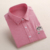 Gato Raposa Bordado Blusa de Algodão Mulheres Sólidos Camisa de Manga Longa Turn-down Camisas Longas Blusas Femininas 2017 e Artigo Camisas 10 Cores