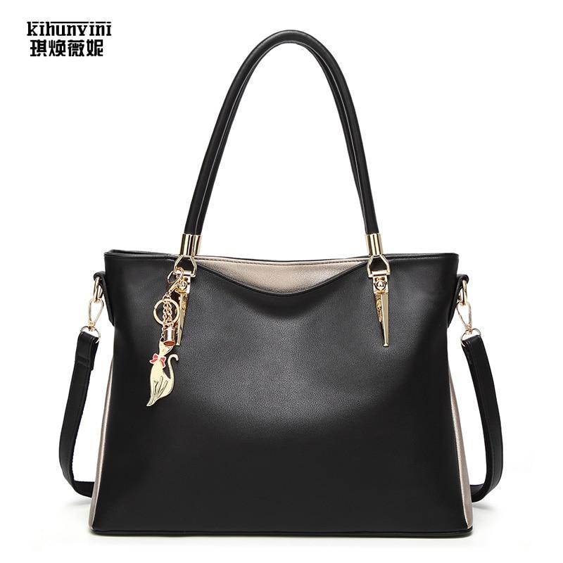 GUESS GIRL Pink// Black Large Tote Bag Purse  Shopping Handbag