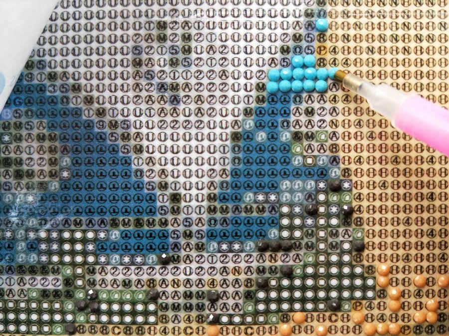 Полный квадратный олень Из алмазной вышивки узор DIY алмазов картина вышивки крестом декоративная серия 3D стразы, живопись, мозаика искусств