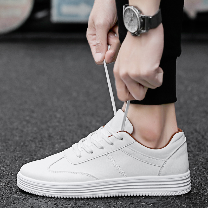 New Summer Breathable sneakers Anti Slippery Shoes Men low classic Skateboarding Shoes size 39-44  low classic Dropshipping