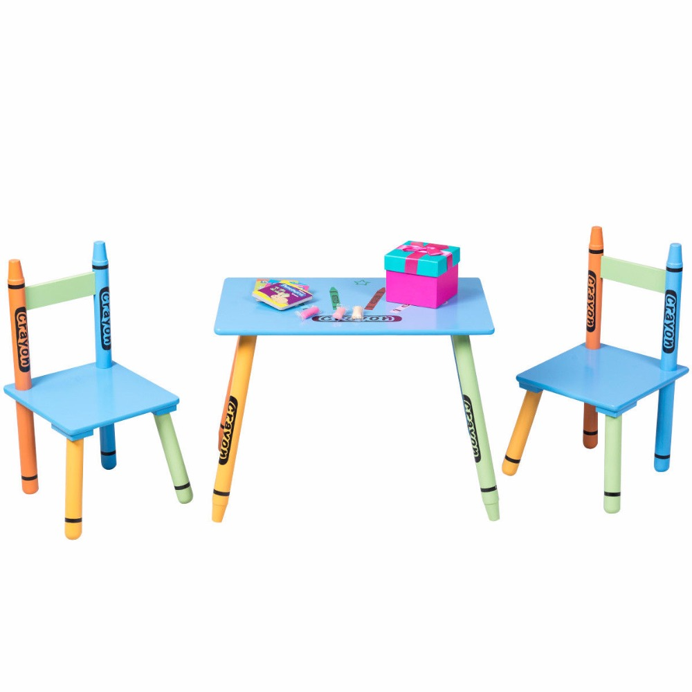 toddler table and chairs s-l1600 (3)