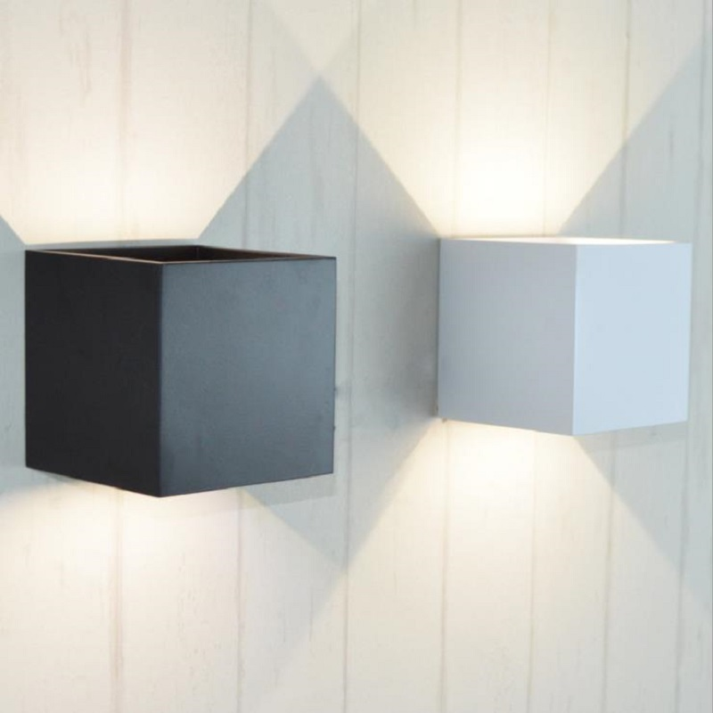 Led Wall Light Ip65: Modern IP65 Waterproof LED Wall Light Up Down Indoor