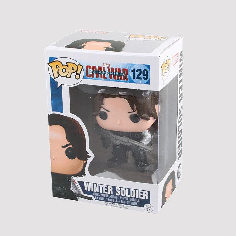 Winter Soldier Black Widow Natasha Romanoff Black Panther