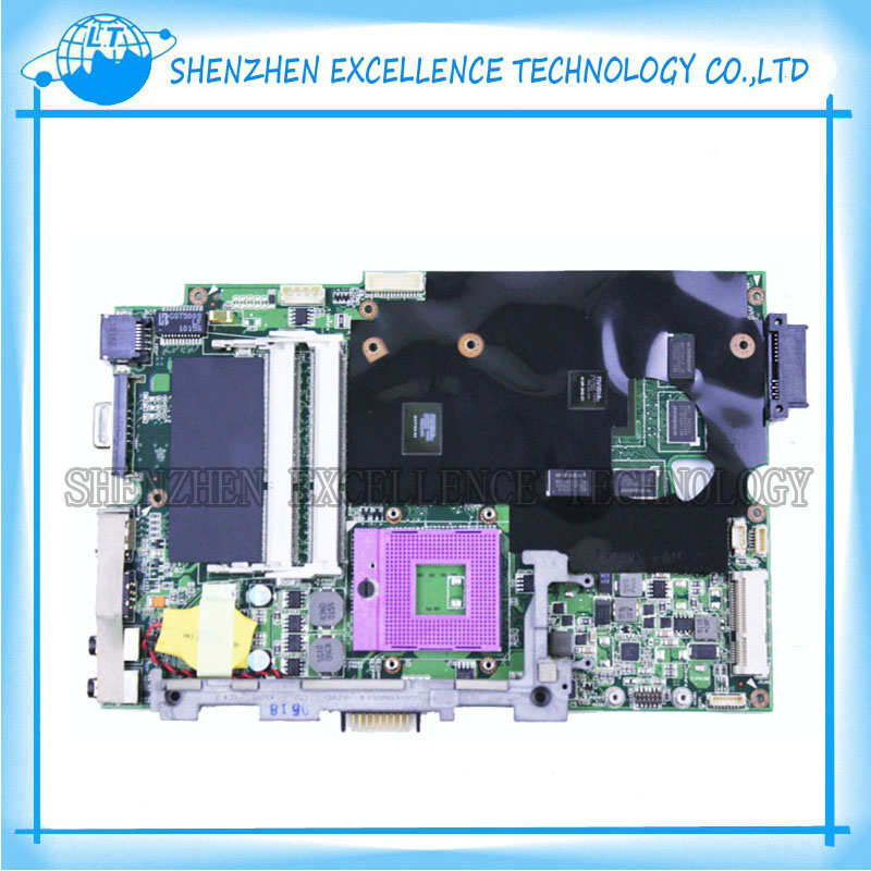 ФОТО K50ID 1GB 8 Memory For Asus K50I K50IE X5DI K50ID Laptop Motherboard Mainboard 15.6 Inch Screen Tested OK & Free Shipping
