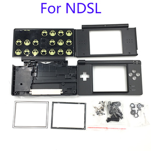 Image 2 - For NDSL Housing Case with Full Buttons Limited Edition Design for Nintendo DS Lite Housing Shell Cover Case Replacement