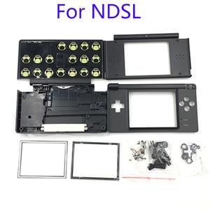 Image 2 - Ndslハウジング完全にケースボタン限定版のデザインニンテンドーds liteハウジングシェル交換