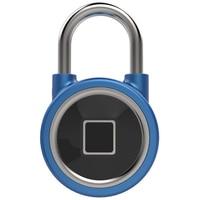 Fingerprint Box Lock Keyless Cabinets Unlocking Monitor Smart Padlock Safety Door Bluetooth