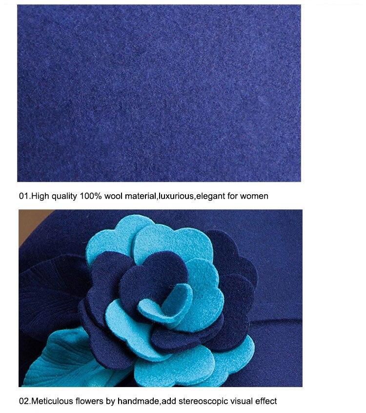 5_woman wool felt hat