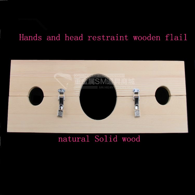 Natural wood Handcuffs for sex bdsm slave collar wooden flail bondage restraint adult games sexual slavery sexy toys for coupleNatural wood Handcuffs for sex bdsm slave collar wooden flail bondage restraint adult games sexual slavery sexy toys for couple