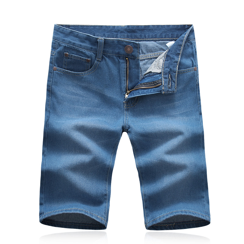 Hot sale 2016 New summer Menu0026#39;s short jeans Male Large size ...