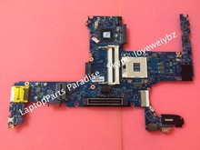 Free Shipping For HP ProBook 6470B Notebook Motherboard 686036-001 Main Board