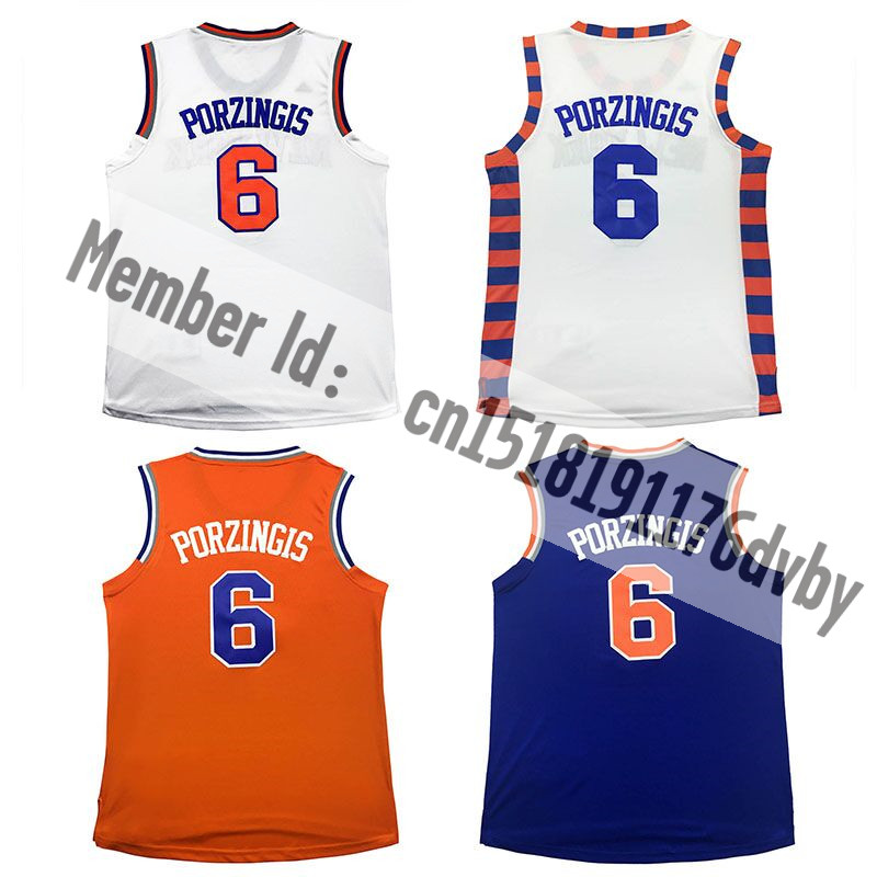 new product dffa5 20f06 best kristaps porzingis jersey sales a57d2 f021a