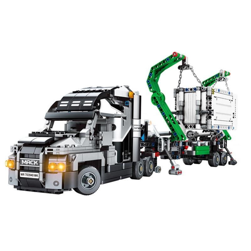 1202pcs-City-Engineering-Mark-Container-Big-Truck-Vehicles-Car-Building-Blocks-Compatible-Technic-Bricks-Children-Toys (1)