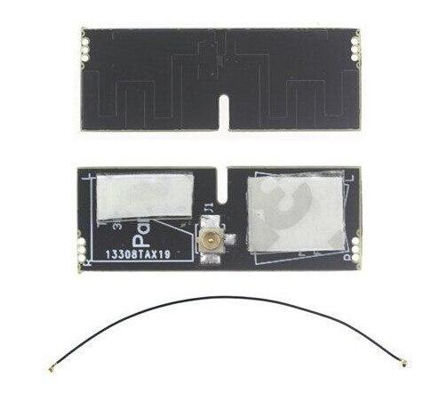 1 pcs Perroquet Bebop Drone 3.0 PCB Double-fréquence à Gain Élevé Antenne Aérienne FPV Dropship
