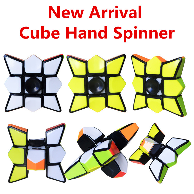 New 1x3x3 Magic Cube Professional Puzzles Magic Square Toys Speed Educational Gifts Hand Spinner Toys For Children