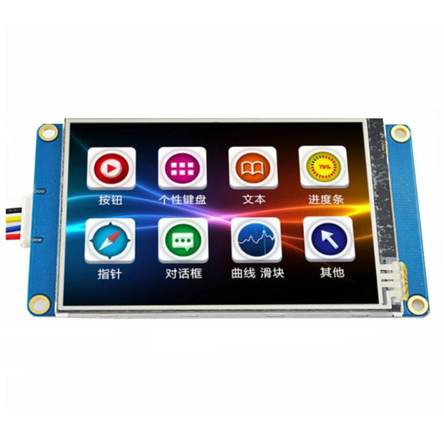 tft lcd touch screen module for arduino