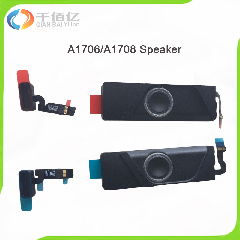 Laptop Original New 2016 2017 Year A1706 Speaker For Macbook Pro Retina 15 A1706 A1708 Speaker image